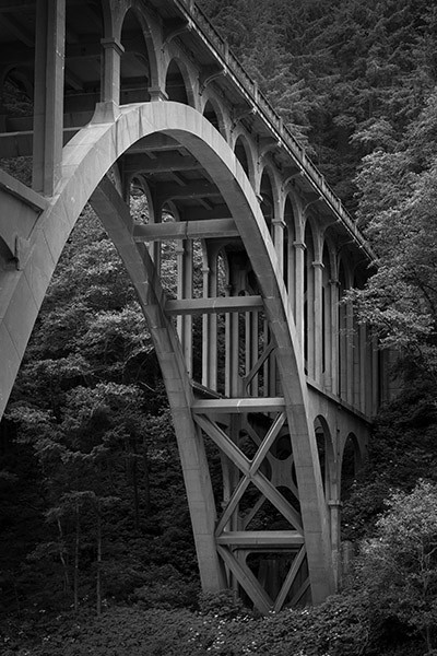Bridge in Oregon