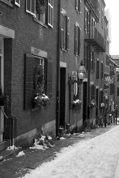 Street in Boston