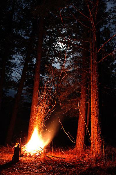November Bonfire