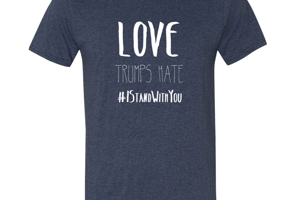 Love Trumps Hate Tees